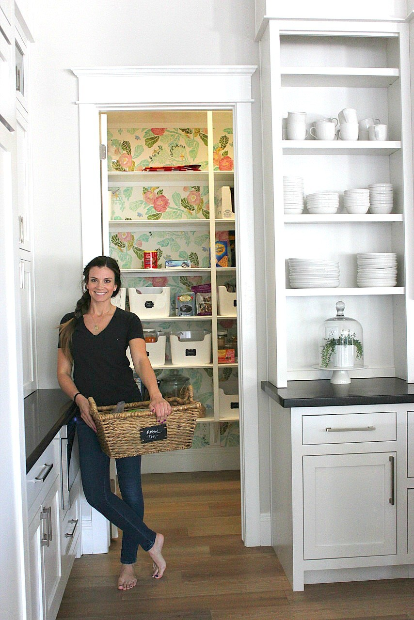 Whitehaven Pantry Redo And Inspiration: Inspiration For My Pantry Makeover