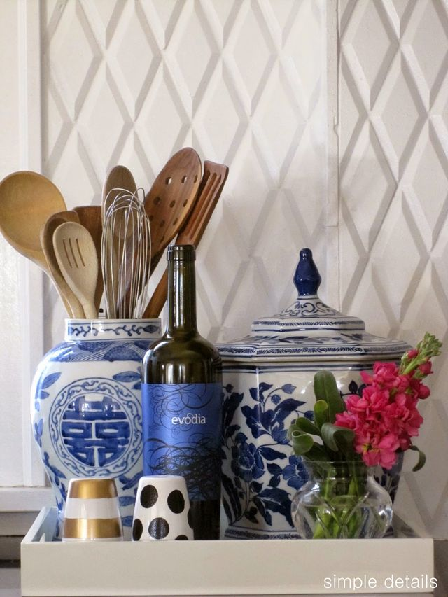 My Blue And White Vase And Ginger Jar Obsession Avenue