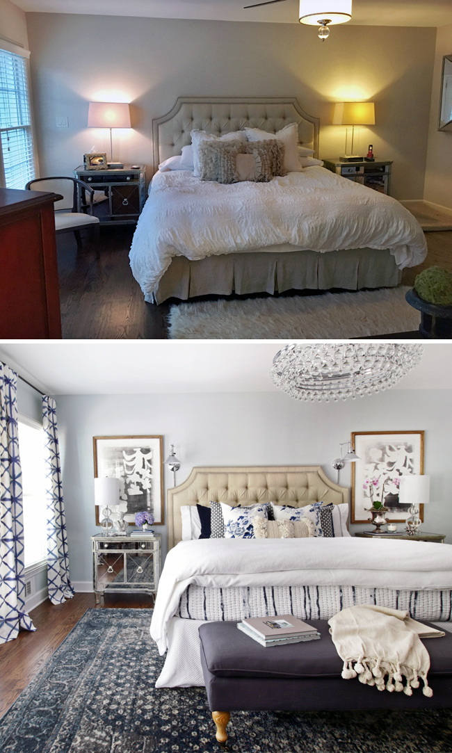 Bedroom+Before+and+AFter