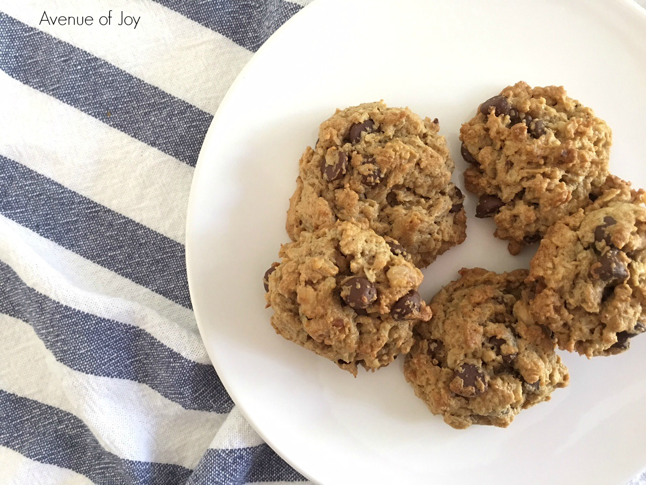 how to make gluten free peanut butter oatmeal cookies