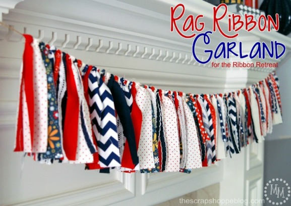 4th-of-July-Rag-Ribbon-Garland